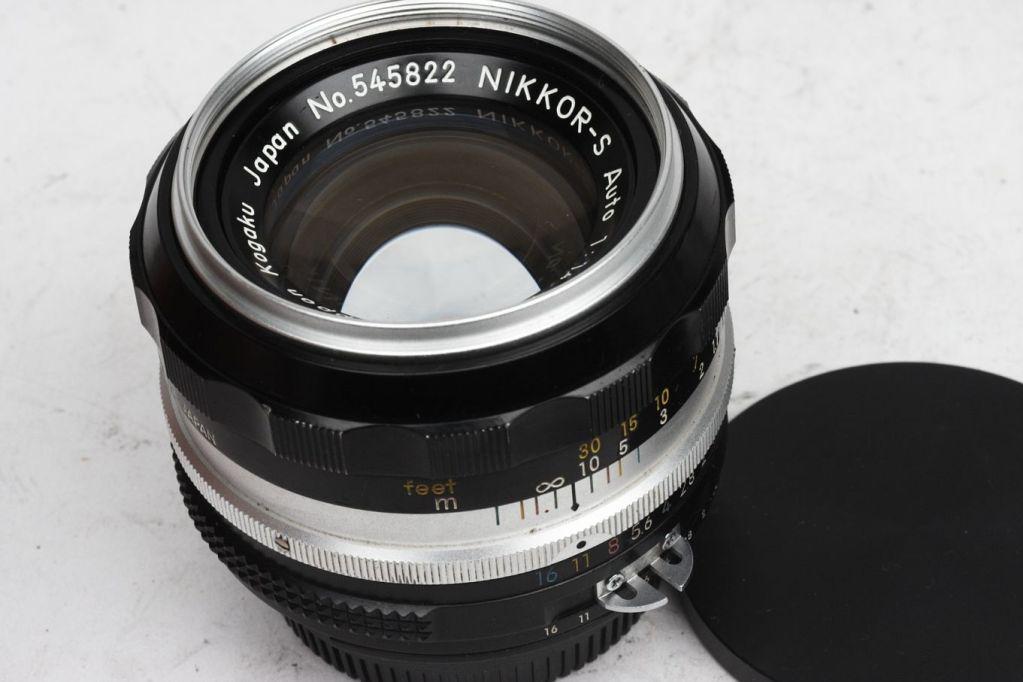 Nikon Ai Conversions