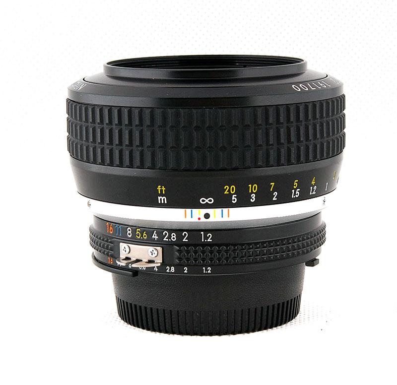 遇上銘鏡 Pentax k10d 與 Nikkor 58mm f1.2
