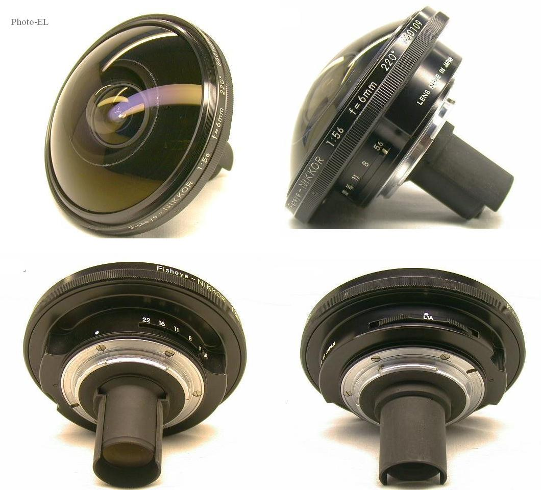 Nikon Lens Versions And Serial Nos Camera Parts Diagram F3 P F 6 56 Fisheye 220